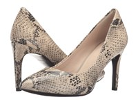 Cole Haan Amelia Grand Pump 85Mm Roccia Snake Print Women's Shoes Animal Print