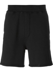 Dsquared2 Track Shorts Black