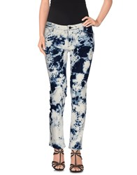 Zadig And Voltaire Denim Denim Trousers Women Blue