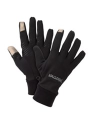 Marmot Connect Stretch Fleece Gloves Black