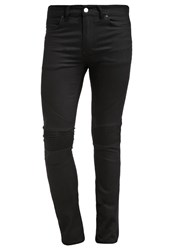 Religion Crypt Slim Fit Jeans True Black Black Denim