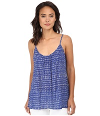 Soft Joie Sparkle Twilight Blue Women's Sleeveless Multi