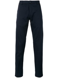 Universal Works Aston Trousers Blue