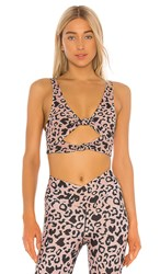 Beach Riot Bowie Top In Pink. Baby Pink