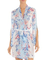 Jonquil In Bloom By Floral Wrap Aqua Ivory