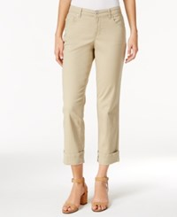 Styleandco. Style Co. Cuffed French Birch Wash Jeans Only At Macy's