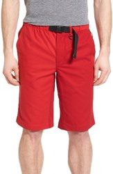 Columbia Men's Shellrock Springs Shorts Red