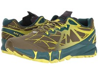 Merrell Agility Peak Flex Dark Olive Men's Shoes
