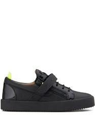 Giuseppe Zanotti Frankie Low Top Sneakers Black
