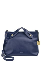 Skagen 'Mini Mikkeline' Leather Satchel