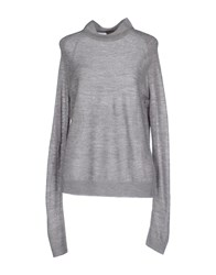 Vero Moda Knitwear Turtlenecks Women Grey