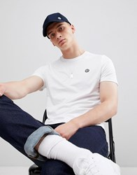 Henri Lloyd Radar T Shirt In White