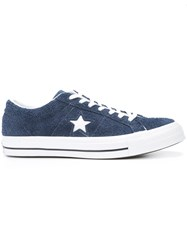 Converse One Star Ox Sneakers Blue