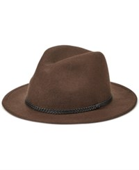 Levi's Men's Felt Ranger Hat Brown