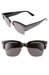 Tom Ford Women's 55Mm Gradient Vintage Square Sunglasses