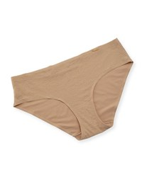 Chantelle Velvet Touch Hipster Brief Suede