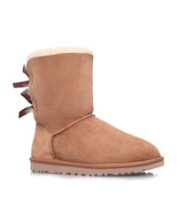 Ugg Australia Bailey Bow Boot Female Brown