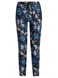 The Upside Cherry Blossom Print Performance Leggings