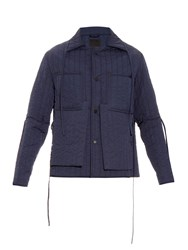 Craig Green Quilted Nylon Jacket