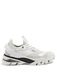 Calvin Klein 205W39nyc Carlos 10 Low Top Trainers White Multi