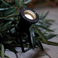 Amara Spotlight Led Outdoor Light Black