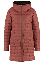 Bench Succinct Winter Coat Sable Rose
