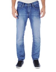 Buffalo David Bitton Fred Bootcut Jeans Blue