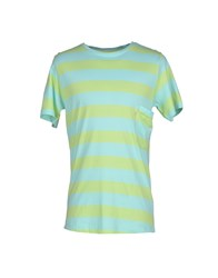 Anerkjendt Topwear T Shirts Men Sky Blue