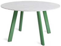Blu Dot Right Round Dining Table 52 Green