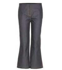 Mcq By Alexander Mcqueen Flared Jeans Blue