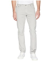 Ag Adriano Goldschmied Graduate Tailored Leg Sueded Pants In Sulfur Pebble Beach Sulfur Pebble Beach Clothing Gray