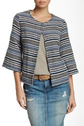 Luma Striped Jacket Multi