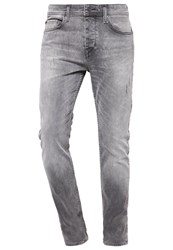 Boss Orange 90 Straight Leg Jeans Grey