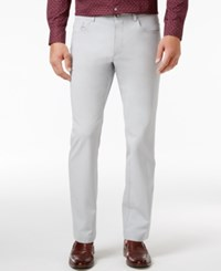 Inc International Concepts Men's Slim Fit Stretch Cotton Jeans Only At Macy's Grey