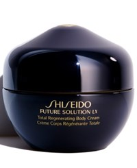Shiseido Future Solution Lx Total Regenerating Body Cream 6.7 Oz