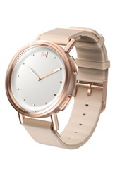 Misfit Path Strap Smartwatch 36Mm Rose Gold