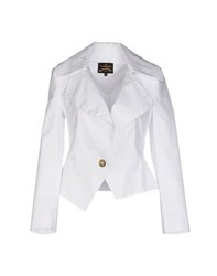 Vivienne Westwood Anglomania Suits And Jackets Blazers Women White