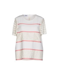Moschino Cheap And Chic Blouses Pastel Pink