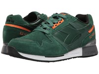Diadora I.C. 4000 Premium Jungle Green Athletic Shoes Olive