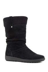 Cougar Vienna Mid Shaft Boot Black