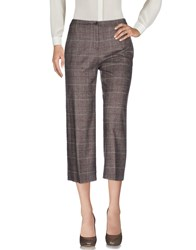 Laura Urbinati Casual Pants Khaki