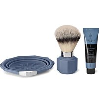 Marram Co Pop Travel Shaving Set Blue