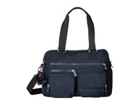 Kipling Mara Satchel Blue Satchel Handbags