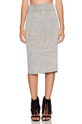 Riller And Fount Domenico Skirt Gray