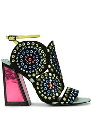 Kat Maconie Frida Sandals Black
