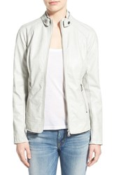 Women's Sam Edelman Faux Leather Moto Jacket