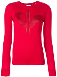 Rossignol Rooster Jumper Red