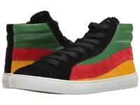 Paul Smith Lynn Reggae High Top Black Men's Lace Up Casual Shoes