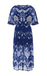 Alice Mccall Maggie May Printed Dress Blue
