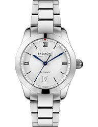 Bremont Solo 32 Lc Wh Stainless Steel Watch Silver